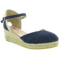 Chaussures Femme Espadrilles Gaimo COPITA Bleu