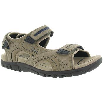 Chaussures Homme Sandales sport Geox U8224D STRADA Beige
