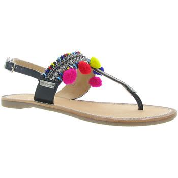 Chaussures Femme Sandales et Nu-pieds Les Tropéziennes par M Belarbi OCT Noir