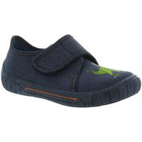 Chaussures Garçon Chaussons Superfit 278 Bleu