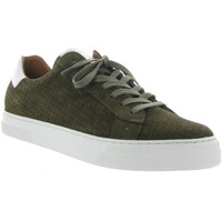Chaussures Homme Baskets basses Schmoove SPARK CLAY PUNCH Vert