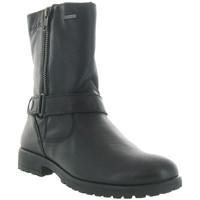Chaussures Fille Boots Superfit 178 Noir