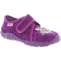 Chaussures Fille Chaussons Superfit 258 Violet