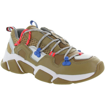 Chaussures Femme Baskets basses Tommy Hilfiger CITY VOYAGER CHUNKY SNEAKER Beige