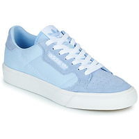 Chaussures Baskets basses adidas Originals CONTINENTAL VULC Bleu