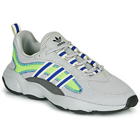 Chaussures Baskets basses adidas Originals HAIWEE Gris / Vert