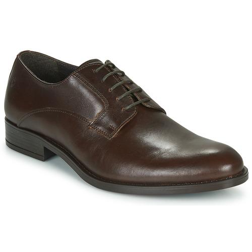 Chaussures Homme Derbies Carlington NOCOLA Marron