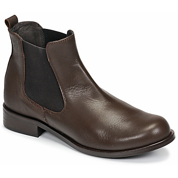 Chaussures Femme Boots So Size NITINE Marron