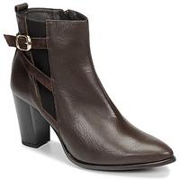 Chaussures Femme Bottines So Size AURELIO Marron