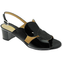 Chaussures Femme Sandales et Nu-pieds Soffice Sogno SOSO20123ne nero
