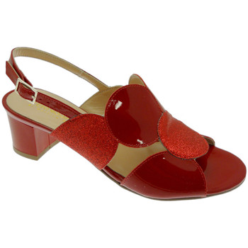 Chaussures Femme Sandales et Nu-pieds Soffice Sogno SOSO20123ro rosso
