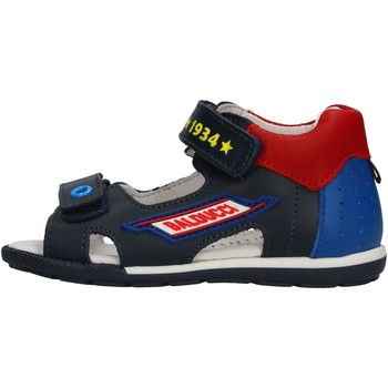 Chaussures Garçon Chaussures aquatiques Balducci - Sandalo blu/rosso CITA3604 BLU