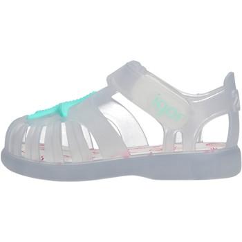 Chaussures Garçon Sandales et Nu-pieds IGOR - Gabbietta bianco S10234-158 BIANCO