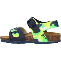 Chaussures Garçon Sandales et Nu-pieds Gold Star - Sandalo blu 1805ST-1007 BLU