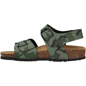Chaussures Garçon Sandales et Nu-pieds Gold Star - Sandalo verde 1805ST VERDE