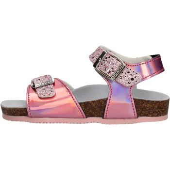 Chaussures Garçon Sandales et Nu-pieds Gold Star - Sandalo rosa 8846AT ROSA