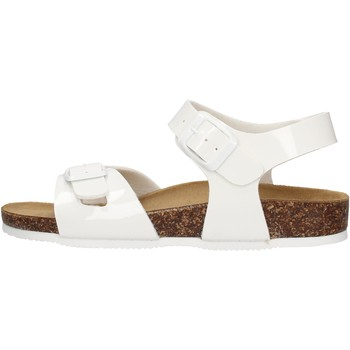 Chaussures Garçon Sandales et Nu-pieds Gold Star - Sandalo bianco 8846V BIANCO