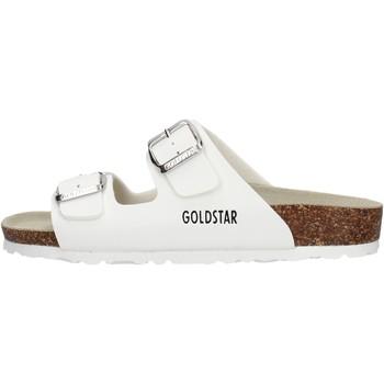 Chaussures Garçon Mules Gold Star - Ciabatta  bianco 1800 BIANCO