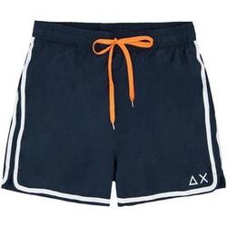 Sous-vêtements Homme Caleçons Sun68 - Boxer blu H19103-07 Multicolore