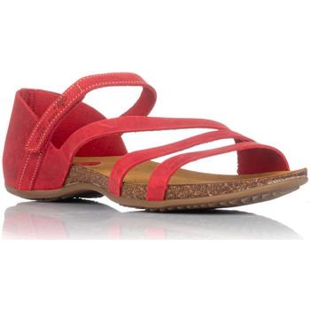 Chaussures Femme Sandales et Nu-pieds Interbios 4476 Rouge