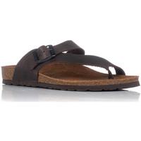 Chaussures Femme Sandales et Nu-pieds Interbios 7119 Marron