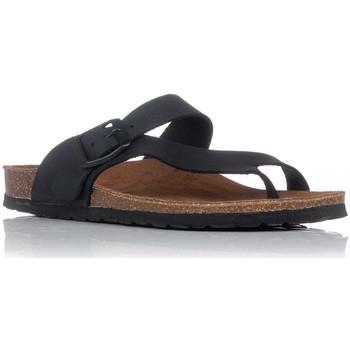 Chaussures Femme Sandales et Nu-pieds Interbios 7119 Noir