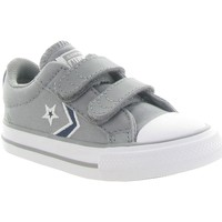 Chaussures Enfant Baskets basses Converse STAR PLAYER 2V OX Gris