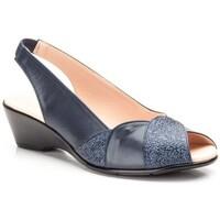 Chaussures Femme Mules / Sabots Cbp - Conbuenpie  Bleu