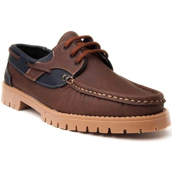 Chaussures Homme Chaussures bateau Montevita 65788 LEATHER