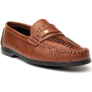 Chaussures Homme Mocassins Montevita 65799 LEATHER