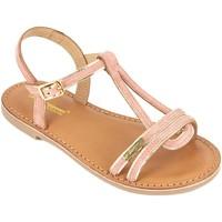 Chaussures Fille Sandales et Nu-pieds Les Tropéziennes par M Belarbi Sandales  Badabuc Rose