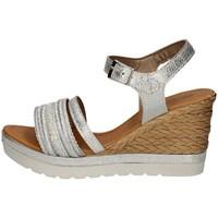 Chaussures Femme Sandales et Nu-pieds Inblu FG 12 ARGENT