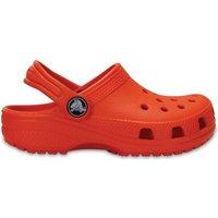 Chaussures Enfant Sabots Crocs CR.204536-TANG Tangerine