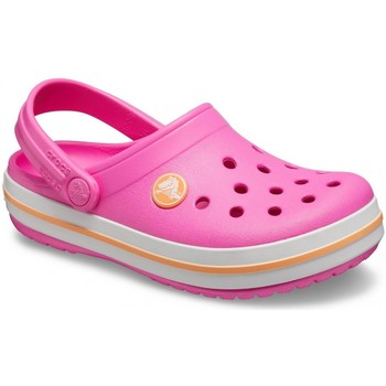 Chaussures Enfant Sabots Crocs CR.204537-EPCA Electric pink/cantaloupe