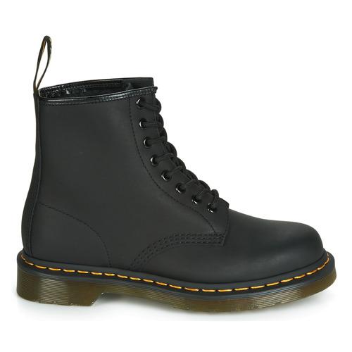 1460 Martens Dr Martens Boots Dr Noir 1460 Noir Boots nvmy8ON0w