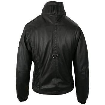 Vêtements Femme Vestes en cuir / synthétiques Zerimar SAN PETERSBURGO Noir