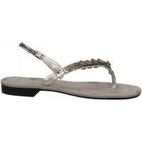 Chaussures Femme Sandales et Nu-pieds Positano LAMINATO argento