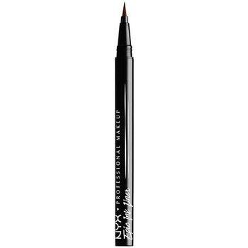 Beauté Femme Crayons yeux Nyx Epic Ink Liner Eyeliner Waterproof brown  1 ml