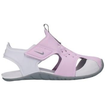 Chaussures Garçon Sandales et Nu-pieds Nike 943826 943827 501 Niño Morado violet