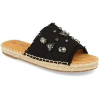 Chaussures Femme Espadrilles Milaya 2R39 Negro