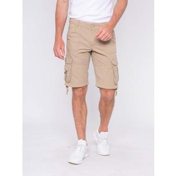 Vêtements Homme Shorts / Bermudas Ritchie Bermuda battle BADALAC Marron