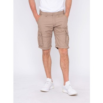 Vêtements Homme Shorts / Bermudas Ritchie Bermuda battle BAGAS Marron