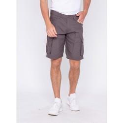 Vêtements Homme Shorts / Bermudas Ritchie Bermuda battle BAGNEUX Gris