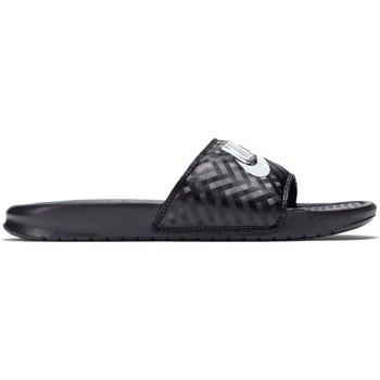 Chaussures Femme Tongs Nike Wmns Benassi Jdi Noir