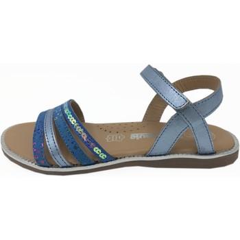 Chaussures Fille Sandales et Nu-pieds Bopy CHAUSSURES LILYBELLULE FIONOLO Bleu