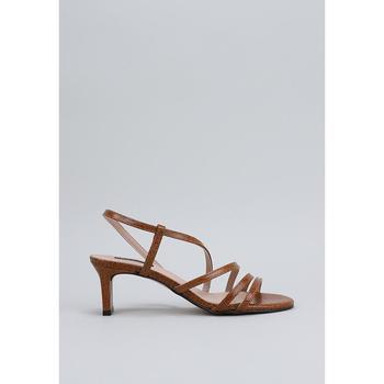 Chaussures Femme Sandales et Nu-pieds Krack LE GUIN Marron