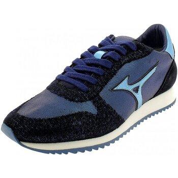Chaussures Homme Baskets basses Mizuno D1GE181627 SAIPH 3 Bleu