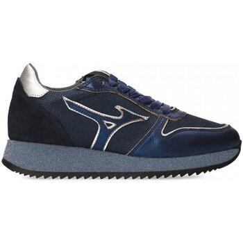 Chaussures Femme Baskets basses Mizuno D1GE181527 ETAMIN 2 Bleu