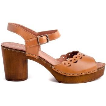 Chaussures Femme Sandales et Nu-pieds Zap-In 9182771 Marron