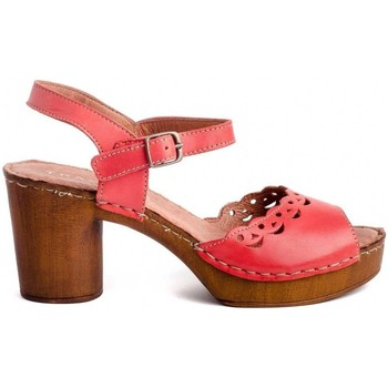 Chaussures Femme Sandales et Nu-pieds Zap-In 9182771 Rouge